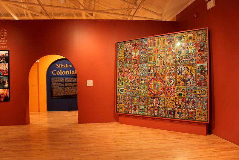 Exposição no National Museum of Mexican Art em Chicago