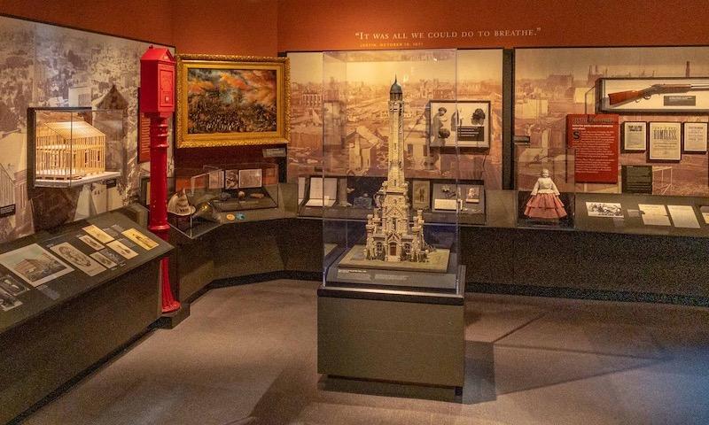 Chicago History Museum: galeria