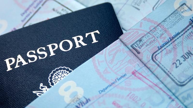 Passaporte e visto para Chicago e Estados Unidos