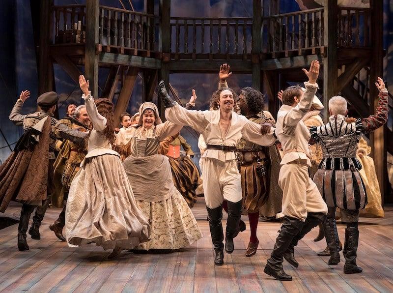 Peça de teatro no Chicago Shakespeare Theater