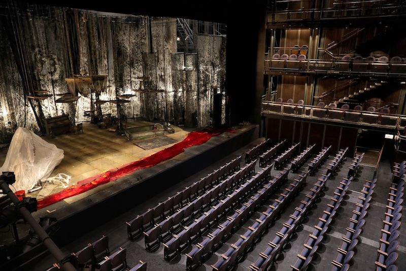 Teatro The Yard no Chicago Shakespeare Theater