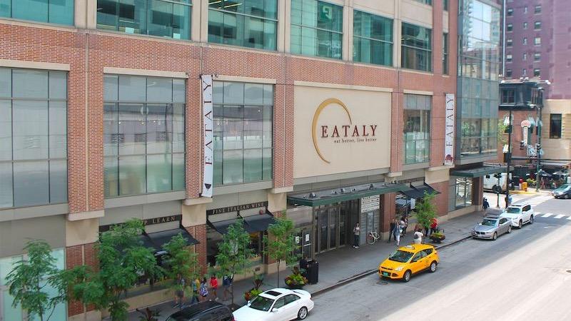 Eataly em Chicago