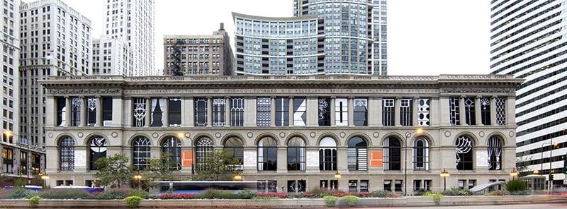 Edifício do Chicago Cultural Center