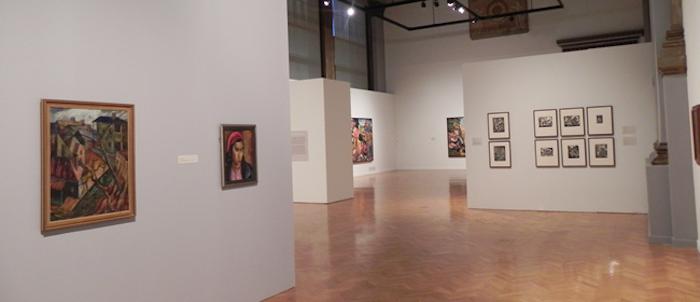Exposição no Chicago Cultural Center