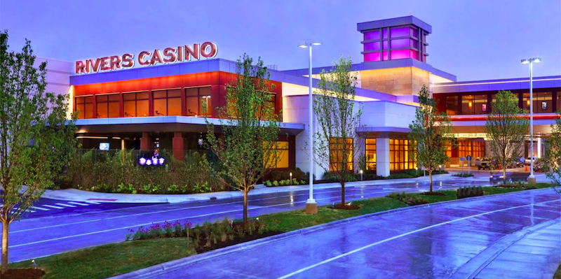 Rivers Casino em Des Plaines