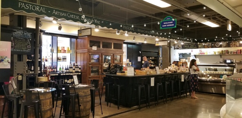 Wine Bar no Chicago French Market
