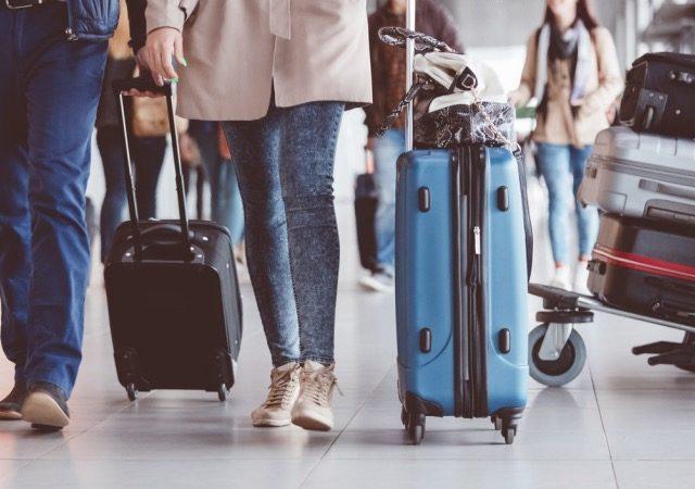 Peso das malas e quantas bagagens levar para os Estados Unidos